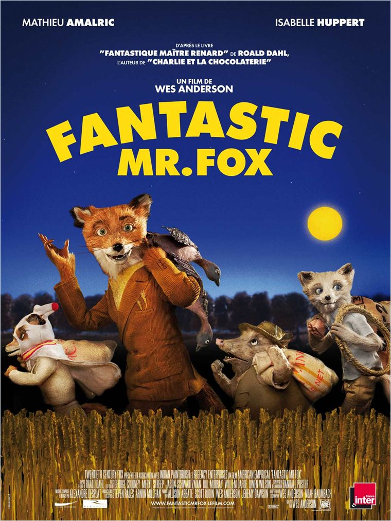 Fantastic Mr. Fox (vosft)