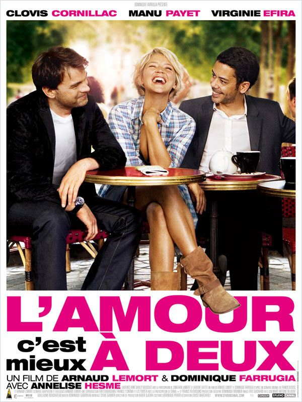 [MULTI] L&#039;Amour c&#039;est mieux &amp;#224; deux [DVDRip]