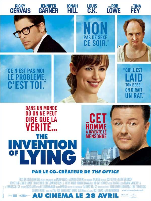 [MULTI] The Invention of Lying [DVDRiP]