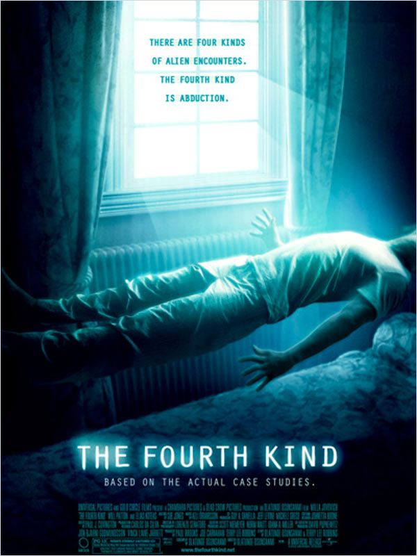 [MULTI] The Fourth Kind [DVDRip]