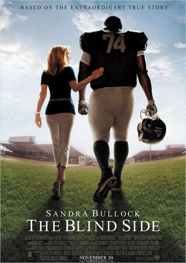 [UD] [DVDRiP] The Blind Side [ReUp 10/01/2011]
