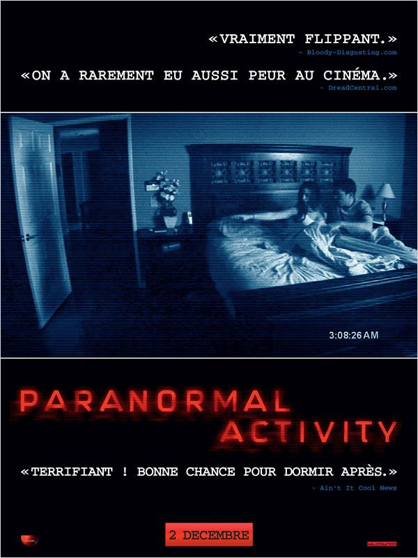 Paranormal Activity [DVDRIP] [FRENCH] [FS]