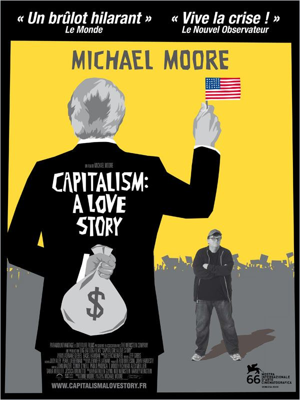 [MULTI] Capitalism A Love Story [DVDRip] [2CD]