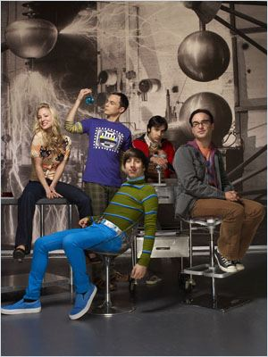 [FS] The Big Bang Theory saison 3 complete [DVDRIP] [French]