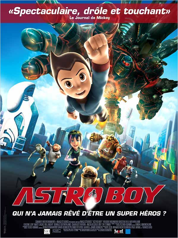 [MULTI] Astro Boy [BDRip]