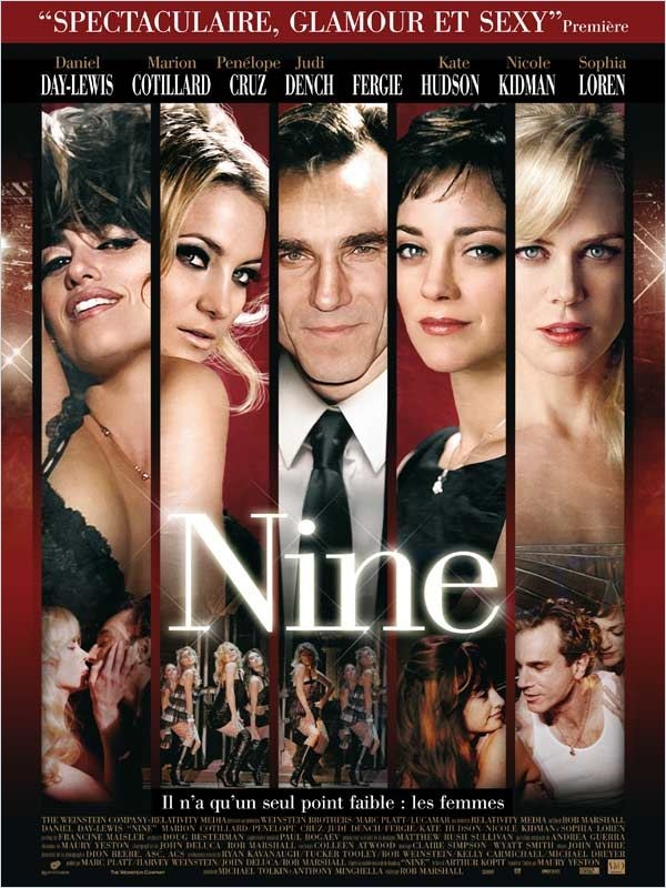[MULTI] Nine [BDRip] [2CD &amp; 1CD]
