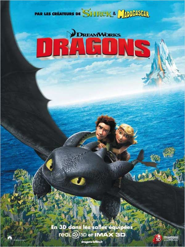 [MULTI] Dragons |TRUEFRENCH| [BDRip]