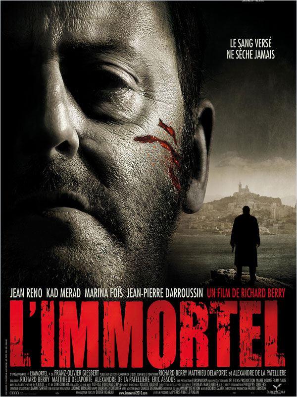 L'immortel avec Jean Reno, Kad Merad...(DVDRip) [FS]