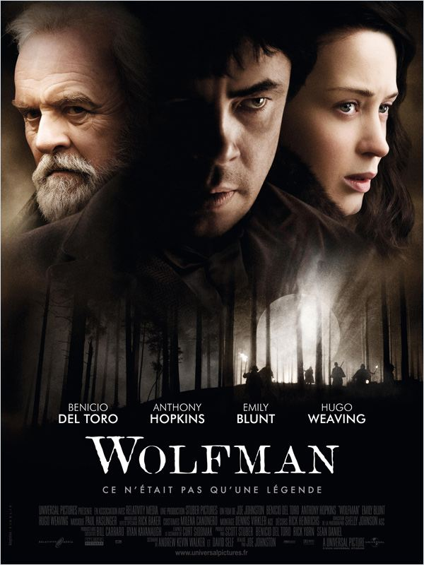 [MULTI] Wolfman [DVDrip][2CD &amp; 1CD]