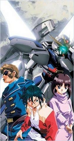 [UD] [DVDRiP] After War Gundam X Saison x Episodes 1 � 39
