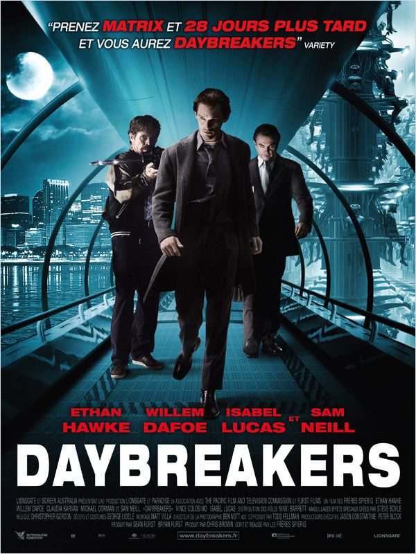Daybreakers [DVDRIP] [TRUEFRENCH] AC3 [FS] [US]