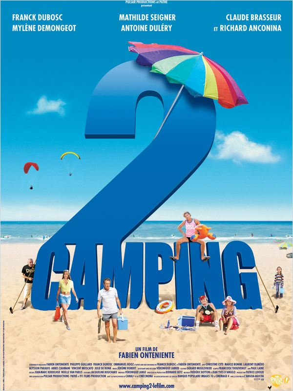 [MULTI] Camping 2 [DVDrip]