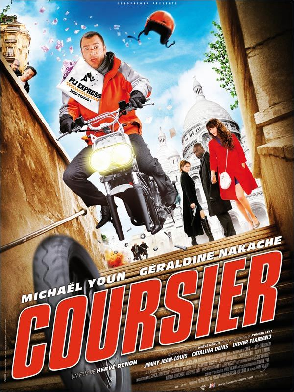 [MULTI]  Coursier  [DVDRip]