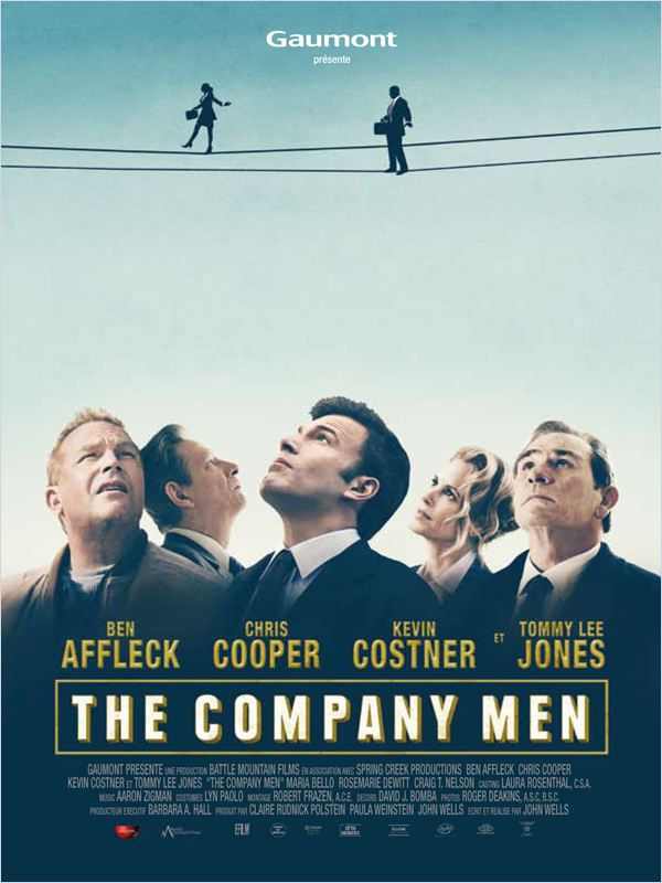 The Company Men  [DVDRIP|VO] [AC3] [FS]