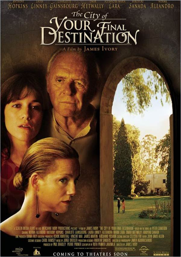 [Multi] The City of Your Final Destination [DVDRiP][2CD & 1CD]