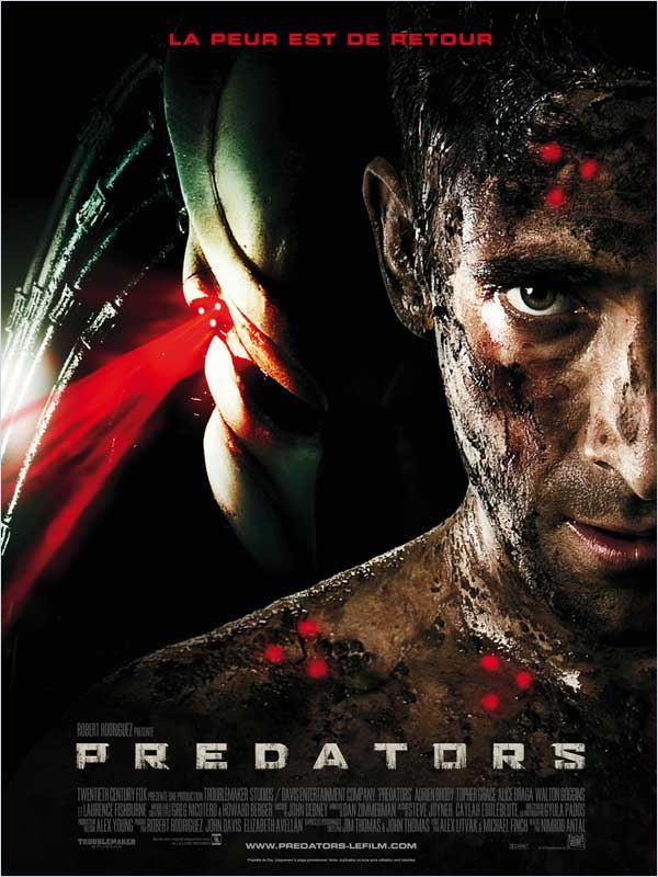 [MULTI] Predators |TRUEFRENCH| [BDRip]
