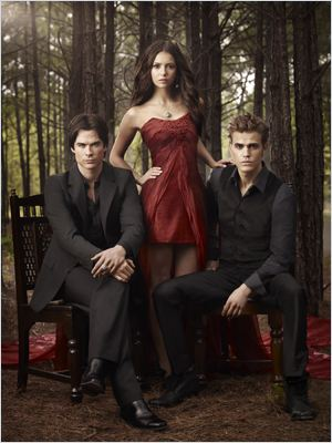 Vampire Diaries , Saison 01 |FRENCH| [22/22] [DVDRiP] [Complete]