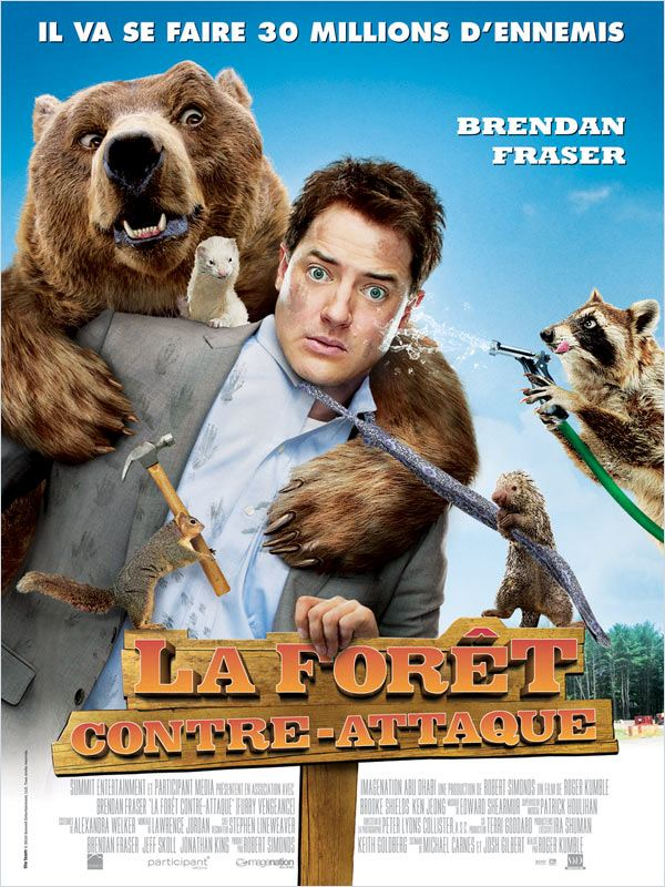[Multi] La For?t contre-attaque  [DVDRiP]