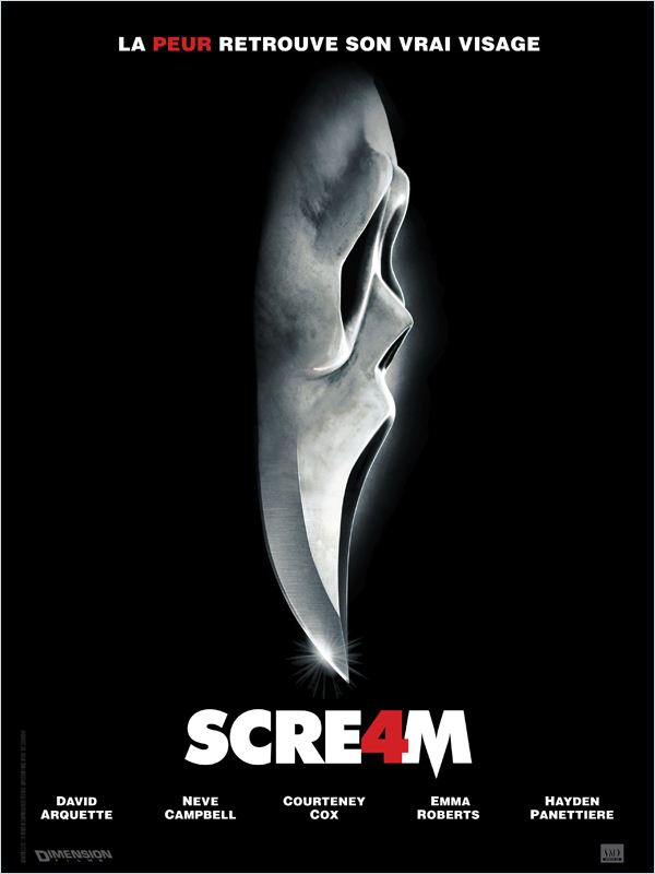 Scream 4 [TS|FR] [2CD] [RE-UP] [FS-US]