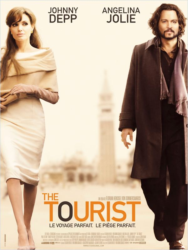 [FS] The Tourist de Angelina Jolie[DVDRiP][French]