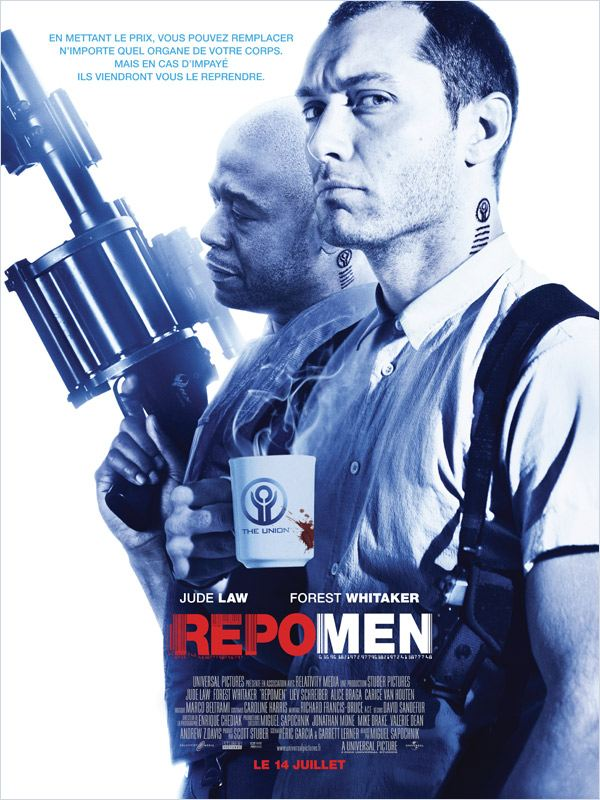 Repo Men [BDRIP] [FRENCH] [AC3] [MULTI]