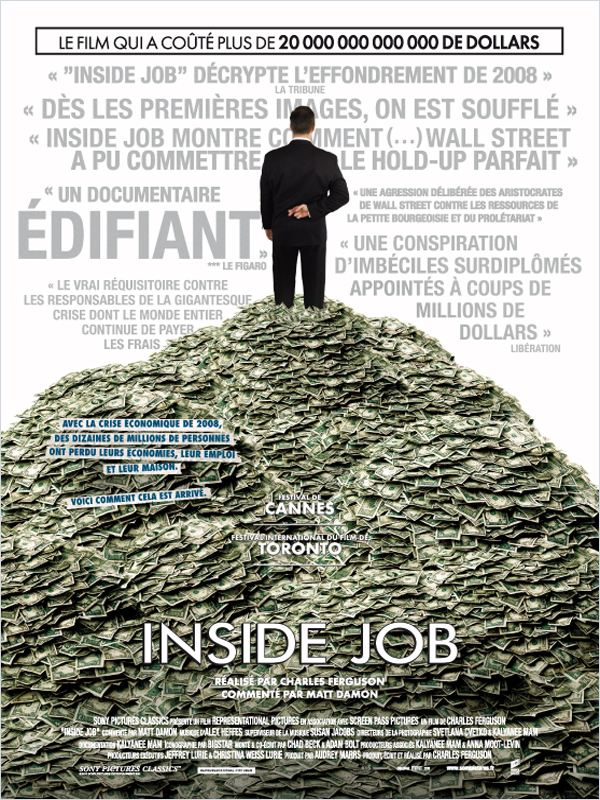 [FS] [BDRiP] Inside Job [VOSTFR] [ReUp 10/03/2011]