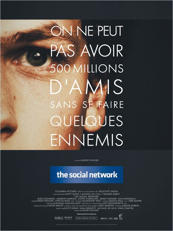 [Multi] The Social Network [multilangue] [TrueFrench] [1080p]