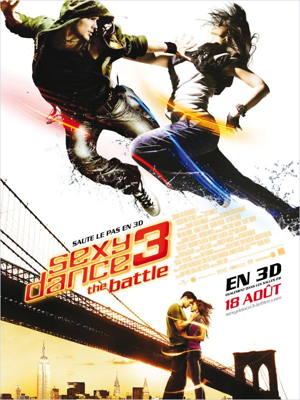 [MULTI]  Sexy Dance 3 The Battle  [DVDRiP] [TRUEFRENCH]