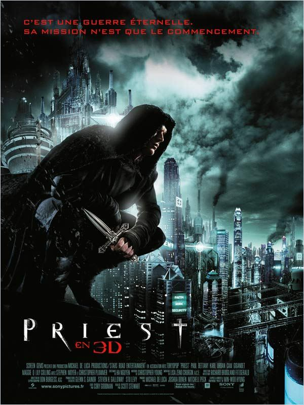 Priest [CAM | FRENCH] [FS] [US] [UD] (Exclue)
