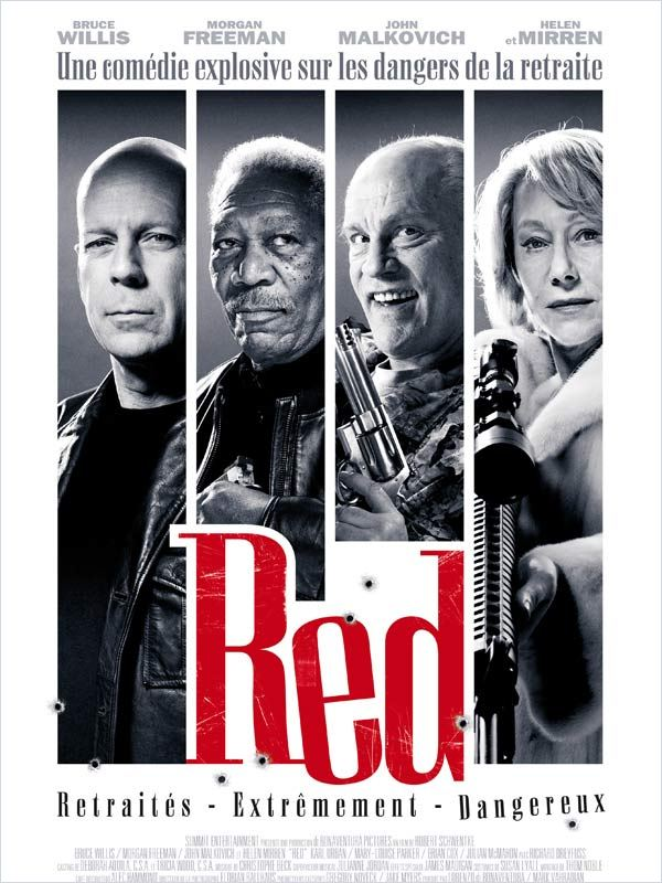 [FS] [DVDRiP] Red [ReUp 31/03/2011]