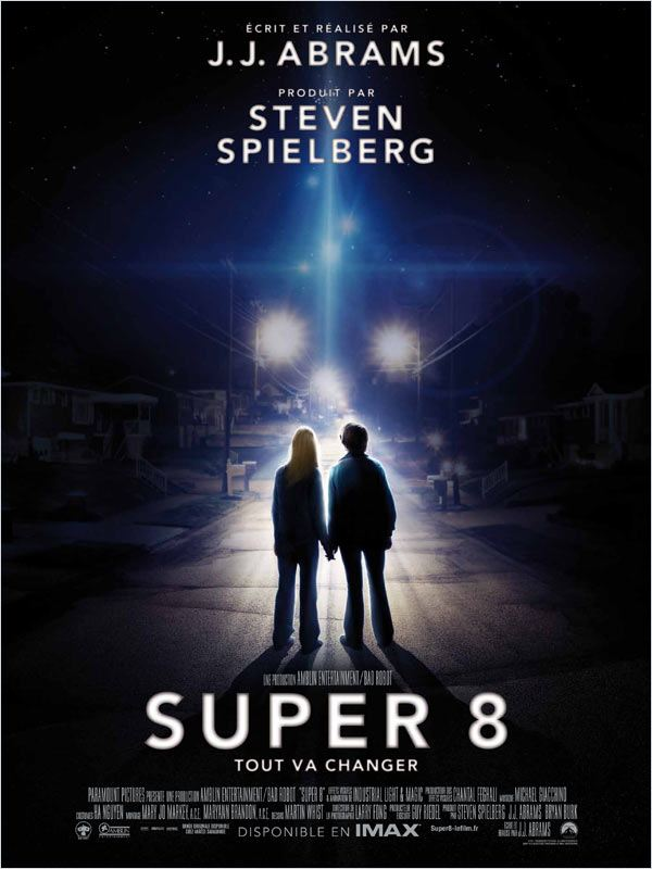 Super 8 | Megaupload | DVDSCR LD | 2011 | 2CD