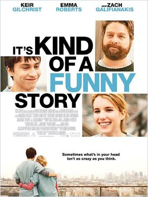 [FS] [DVDRiP] It's Kind of a Funny Story [FRENCH]