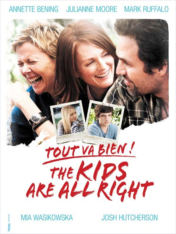[MULTI] Tout va bien, The Kids Are All Right [DVDRip]