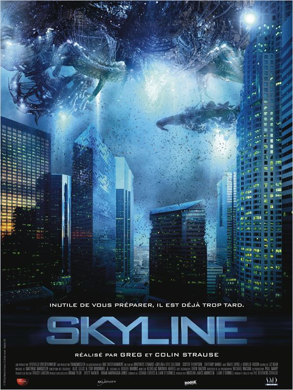 [FS] [DVDRiP] Skyline