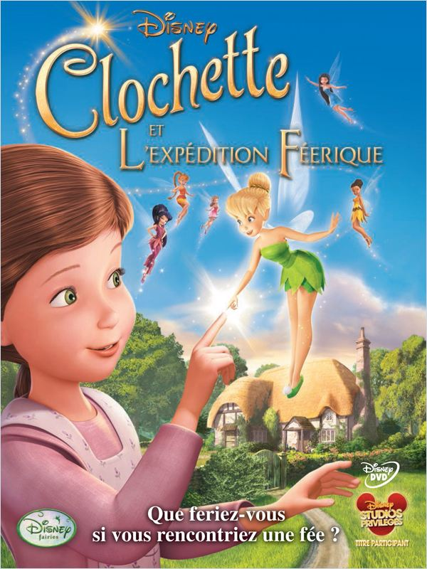 [MULTI] [DVDRiP] Clochette et l'exp�dition f��rique (V)