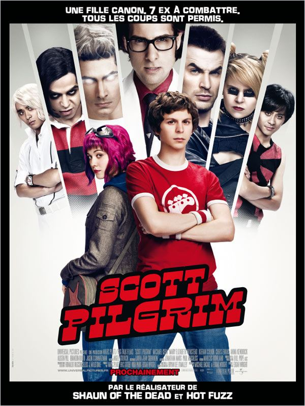 [MULTI] Scott Pilgrim Vs The World [BDRip] [2CD & 1CD]