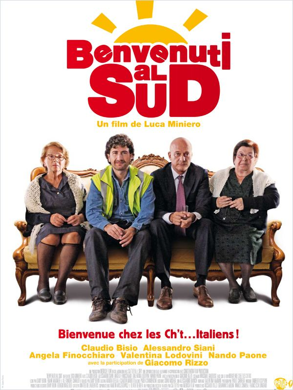 Benvenuti al Sud | FileServe | DVDRiP | New Release