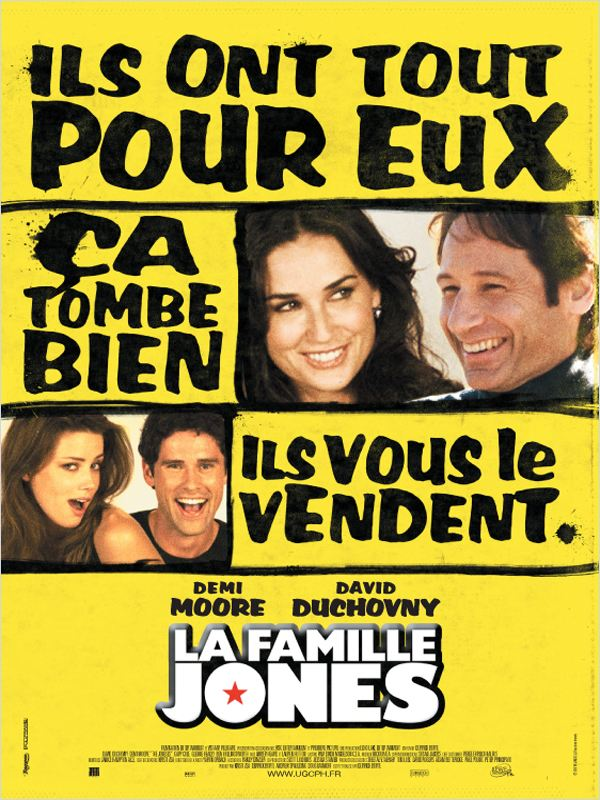 La Famille Jones [TRUEFRENCH] [DVDRIP] AC3 [FS] [US]