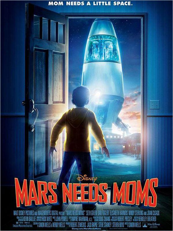 Milo sur Mars | Megaupload | Blu-Ray 3D | 2011
