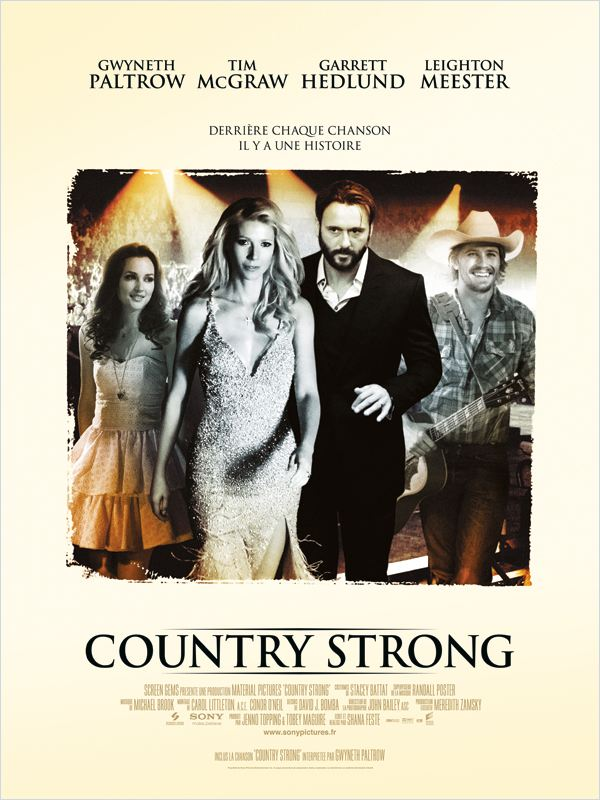 Country Strong [BDRIP] [FRENCH] PROPER [FS] (Exclue)