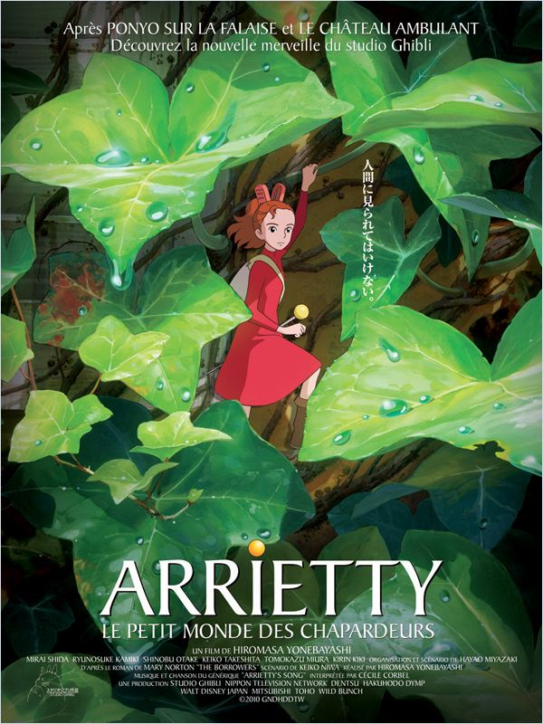 Arrietty le petit monde des chapardeurs | FileServe | BDRiP | 2010 | TRUEFRENCH