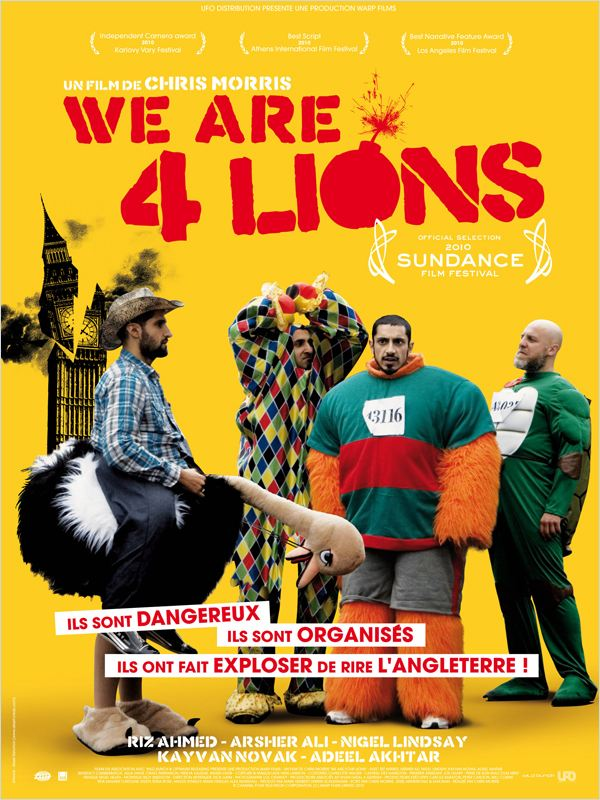 [WU] We Are Four Lions [DVDRIP]