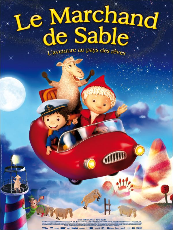 Le Marchand de Sable [DVDRIP] [FRENCH] (Exclue) [FS] [US]