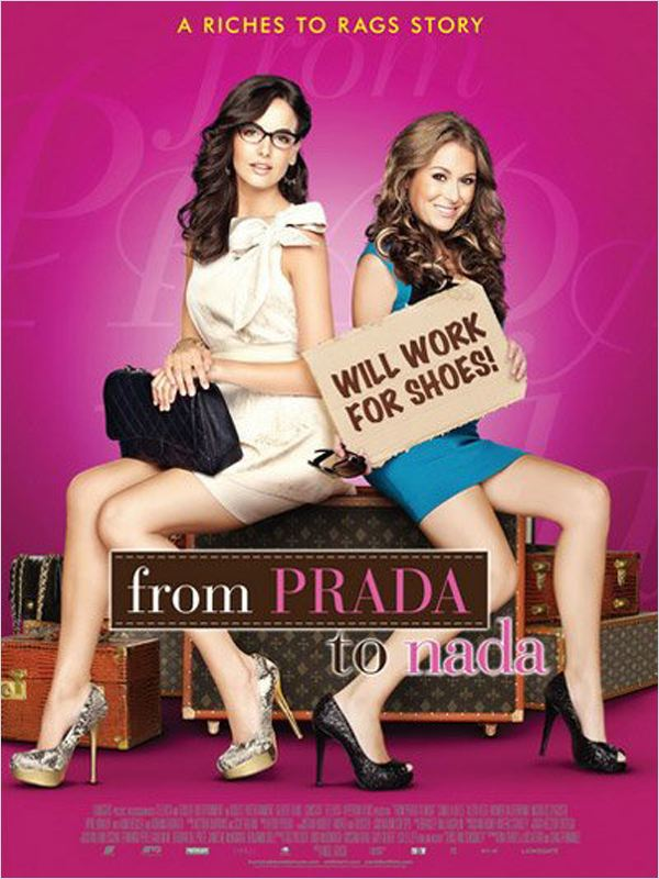 [FSO] [BDRiP] From Prada to Nada [VOSTFR]