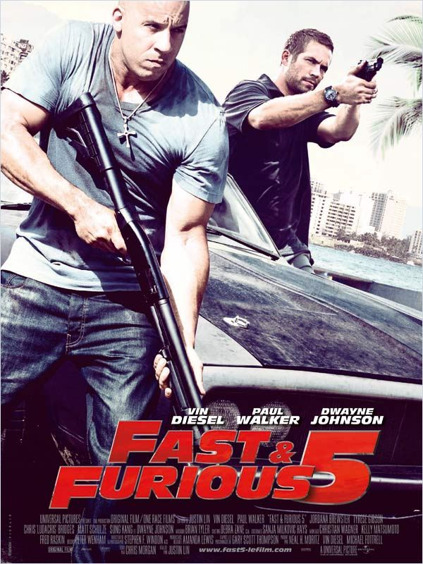 Fast and Furious 5 [1080p]