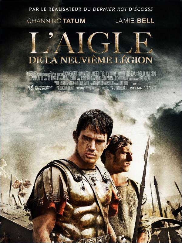 L'Aigle de la Neuvième Légion (The Eagle) 2011 [R5.MD - FRENCH][MP4] [FS]