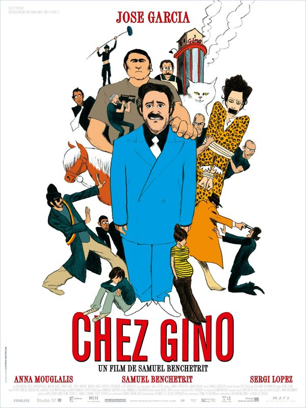 Chez Gino [FRENCH] [1CD] [TS] [DF]
