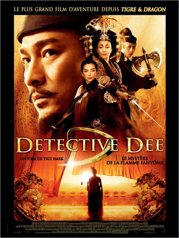 Detective Dee : Le mystre de la flamme fantme