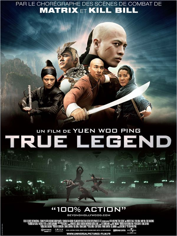 [MULTI] True. Legend [DVDRIP] [TRUEFRENCH]