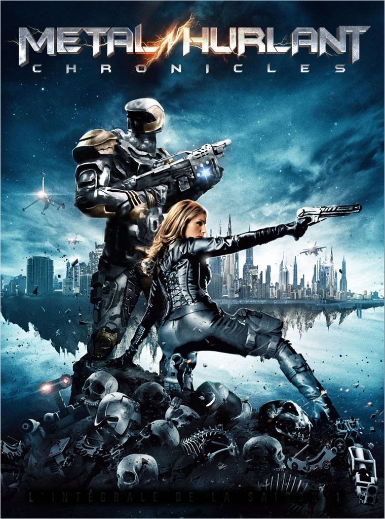 Metal Hurlant Chronicles Saison 1 [COMPLETE] [FRENCH] [HDTV]